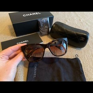 Chanel Glasses NEW with case and box